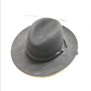 Stetson hat, straight from the factory.